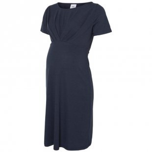 mama licious Jerseykleid Mlsella Ombre Blue