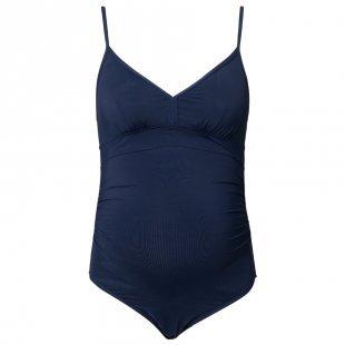 ESPRIT Umstandsbadeanzug blau