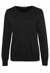 Sweatshirt mit Flockprint MAYA