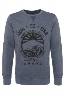 Herren Sweatshirt - Places