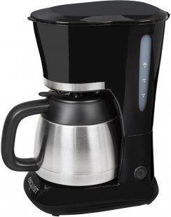 KA 6501 Kaffeeautomat mit Thermokanne schwarz/edelstahl