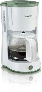 KA 9932 Kaffeeautomat weiß/grün