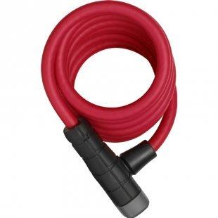 ABUS Spiralkabelschloss 5510K/180/10 RD SCMU