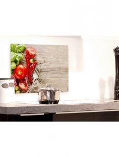 Küchenrückwand »pop«, Italian Cooking, 59x41 cm