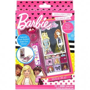 Barbie - Lipgloss-Set