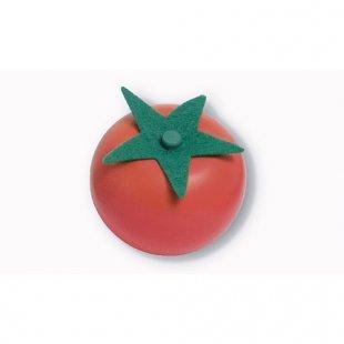 Tomate aus Holz