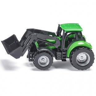 SIKU Super - 1043: Traktor Deutz-Fahr mit Frontlader