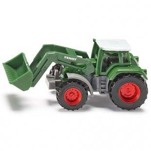 SIKU Super - 1039: Traktor Fendt mit Frontlader
