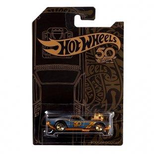 Hot Wheels - 50th Anniversary Black & Gold, sortiert (FRN33)