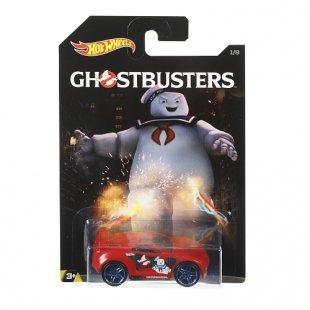 Hot Wheels - Limited Car Ghostbusters, sortiert