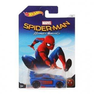 Hot Wheels - Spider-Man: Marvel Limited Basic Car, sortiert (DWD14)