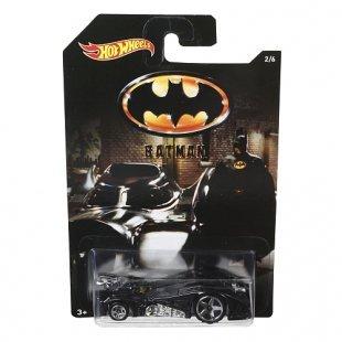 Hot Wheels - Batman v Superman: Die-Cast Fahrzeug, sortiert