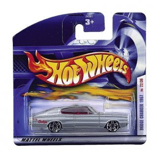 Hot Wheels - Serie (1:64), sortiert