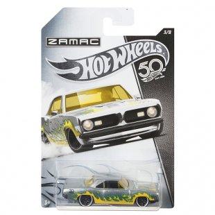 Hot Wheels - 50th Anniversary Zamac, sortiert (FRN23)
