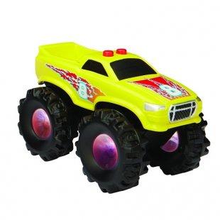 BRUIN - Rennfahrzeug, gelb
