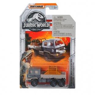 Jurassic World - Matchbox Fahrzeuge, sortiert