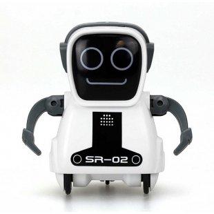 Silverlit - Pokitbot, weiß, eckig