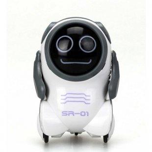 Silverlit - Pokitbot, weiß, rund