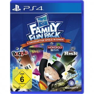 Sony PS4 - Hasbro Family Fun Pack