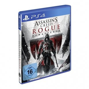 Sony PS4 - Assassin´s Creed Rogue Remastered