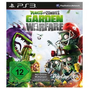 Sony PS3 - Plants vs Zombies, Garden Warfare