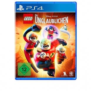Sony PS4 - LEGO Die Unglaublichen