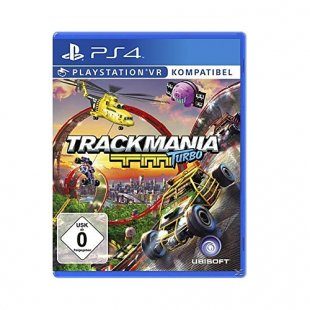 Sony PS4 - Trackmania Turbo