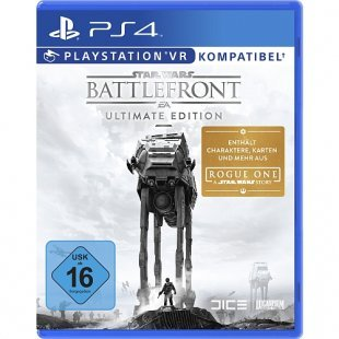 Sony PS4 - Star Wars Battlefront, Ultimate Edition