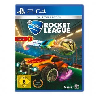 Sony PS4 - Rocket League Collectors Edition