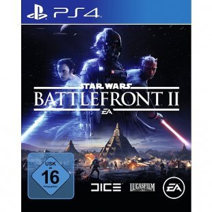Sony PS4 - Star Wars Battlefront 2