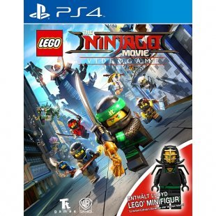 Sony PS4 - The LEGO Ninjago Movie Videogame mit Minifigur