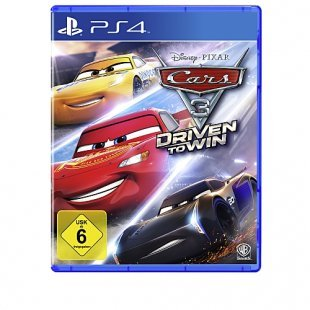 Sony PS4 - Disney Cars 3 Driven to Win