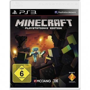 Sony PS3 - Minecraft