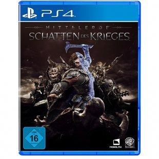 Sony PS4 - MITTELERDE: Schatten des Krieges, Standard Edition