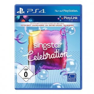 PS4 - Singstar Celebration