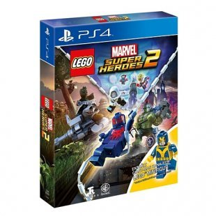 Sony PS4 - LEGO Marvel Super Heroes 2, Toy Edition