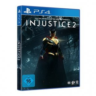 Sony PS4 - Injustice 2