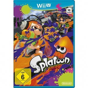 Wii U - Splatoon