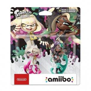 Nintendo - amiibo: Splatoon, Pearl + Marina
