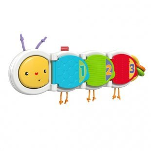 Fisher-Price - Babys Spielraupe