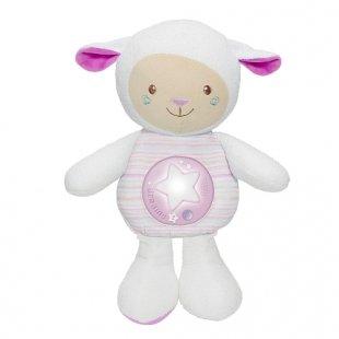 Chicco - Nachtlicht Schaf, rosa