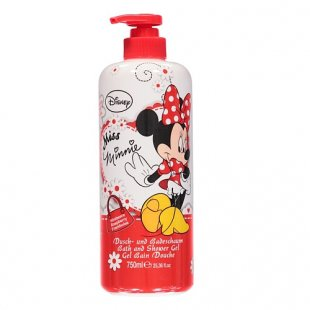Minnie Mouse - Dusch & Badeschaum 750ml
