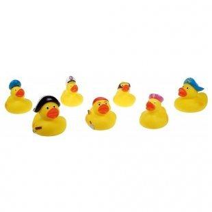 Simm - Bade Spritztiere Racing Ducks, sortiert