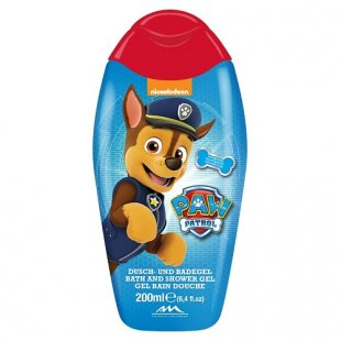 Paw Patrol - Dusch- und Badegel, 200 ml