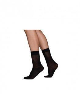 SWEDISH STOCKINGS Emma Leopard Sock 60 DEN
