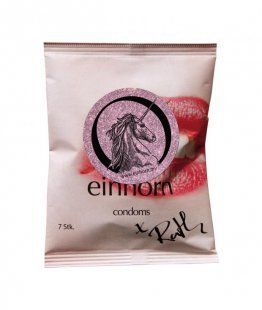 einhorn condoms #forbiddenkiss