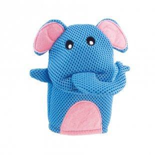 bieco Waschhandschuh Elefant