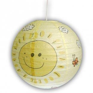 niermann Standby Pendelleuchte Papierballon Sunny