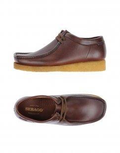 SEBAGO Herren Schnürschuh Farbe Mittelbraun Größe 23