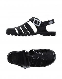 COLORS OF CALIFORNIA Damen Sandale Farbe Schwarz Größe 11